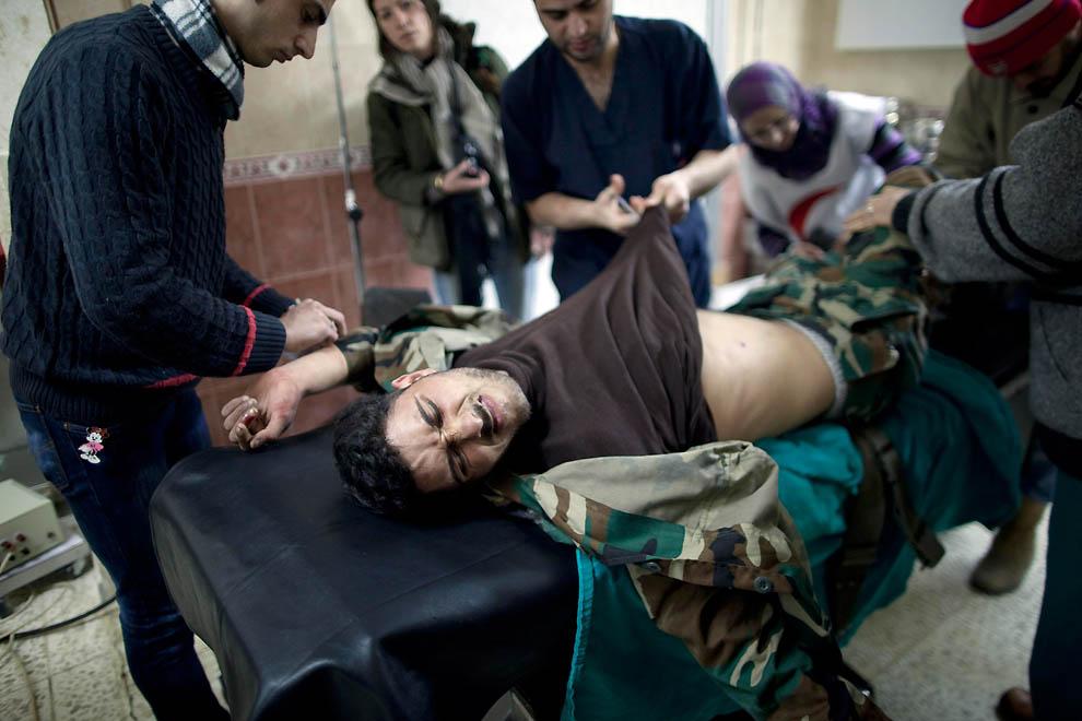 12114 Сирия: взгляд изнутри