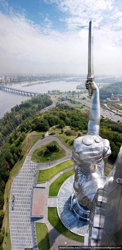 12119 Фотографии руфера Вадима Махорова   выше только звезды