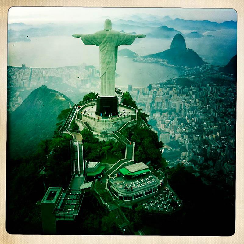 12130 Кокакабана: улицы трущоб Рио