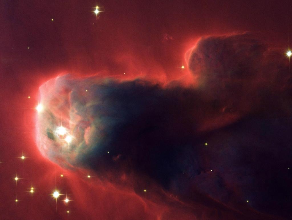 12160 Большое фотопутешествие в космос с телескопом Хаббл