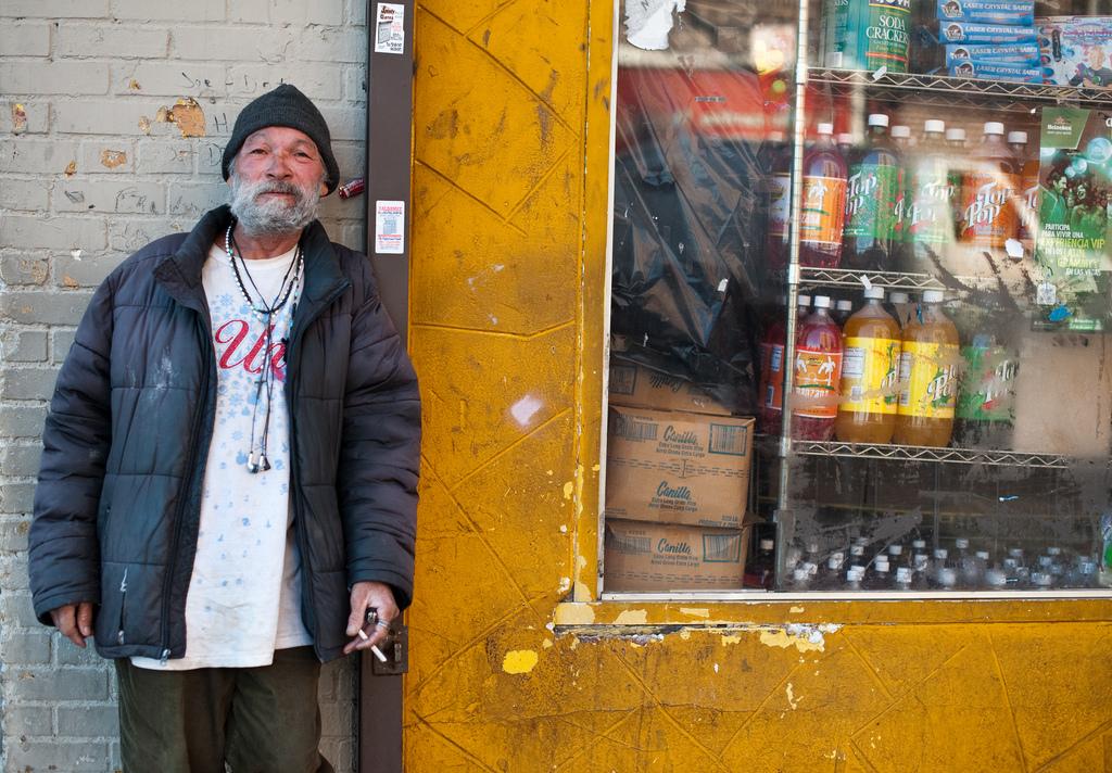1240 Истории наркозависимых в южном Бронксе (Часть 1)