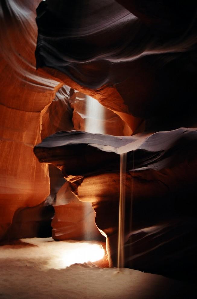 1256 653x990 Неземная красота каньона Антилопы
