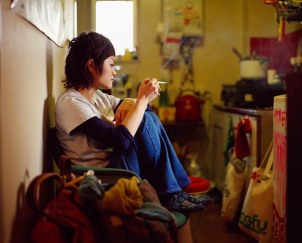 удивительно, просторах быт современных японцев фото выступающая