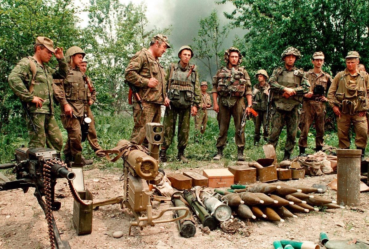 12756781 Первая Чеченская война в фотографиях Александра Неменова