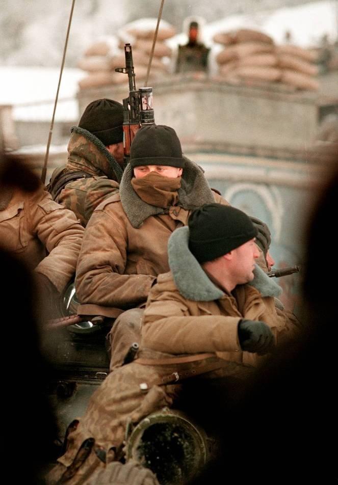 12756785 Первая Чеченская война в фотографиях Александра Неменова