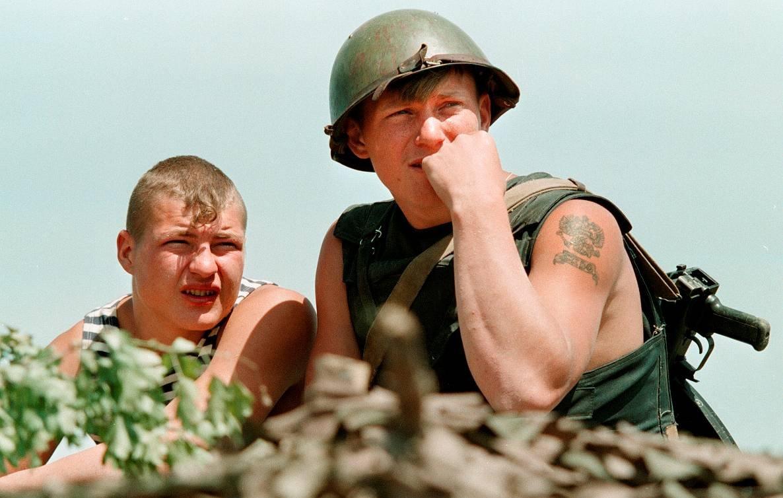 12756787 Первая Чеченская война в фотографиях Александра Неменова