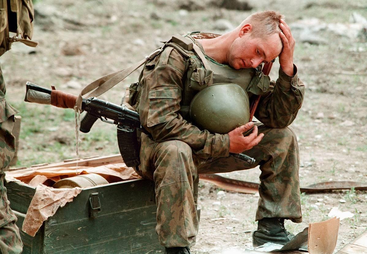 1275678A Первая Чеченская война в фотографиях Александра Неменова