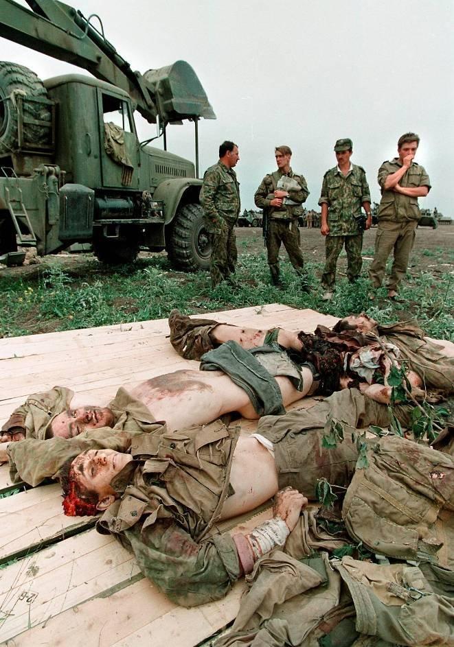 1275678H Первая Чеченская война в фотографиях Александра Неменова