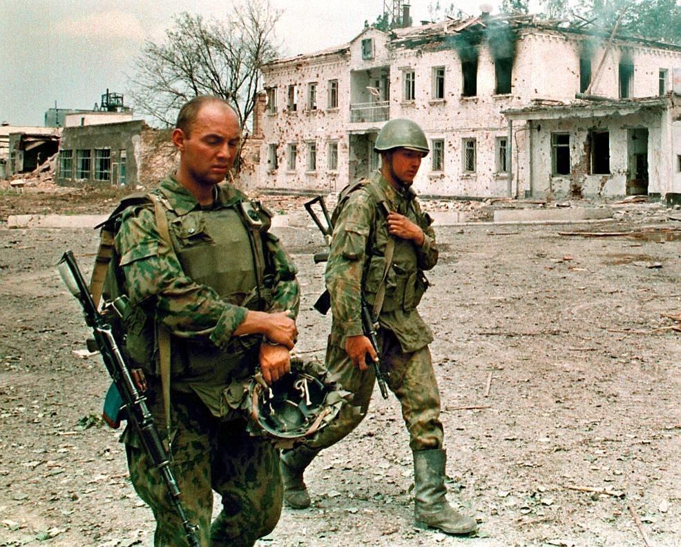 1275678K Первая Чеченская война в фотографиях Александра Неменова