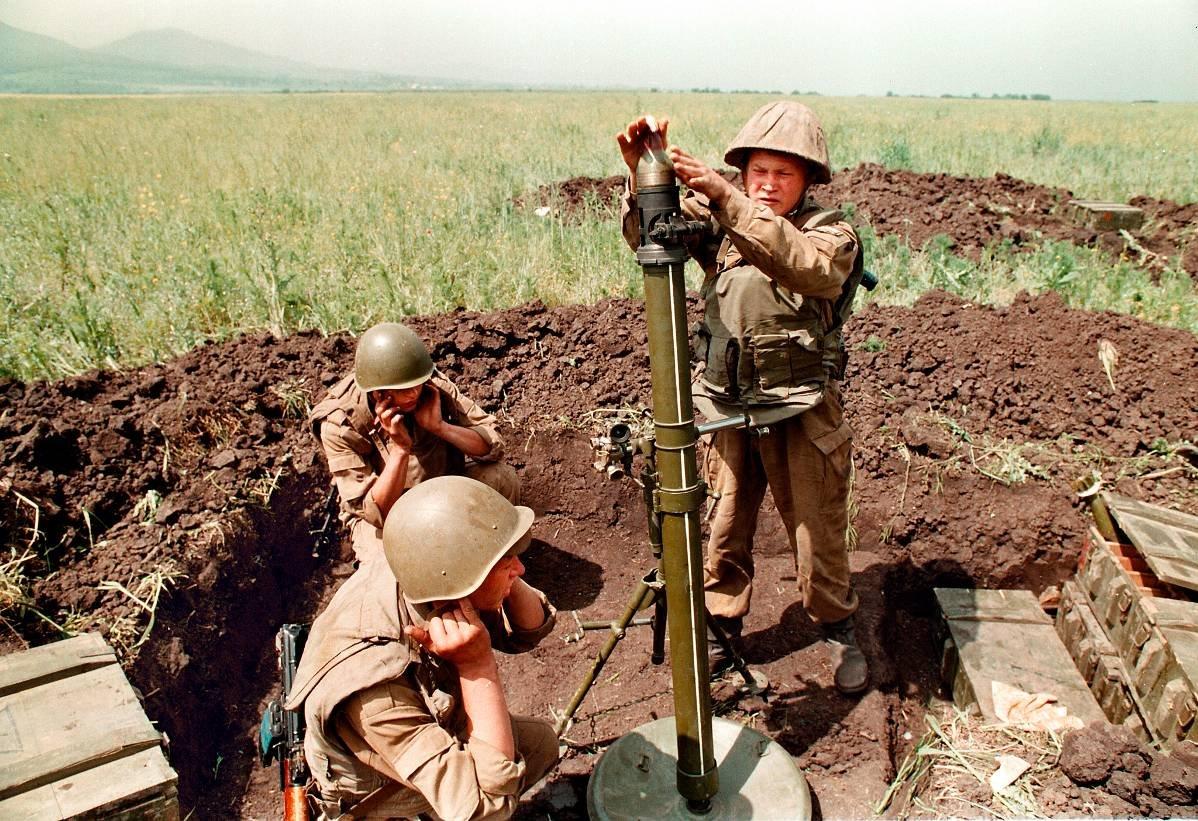 1275678L Первая Чеченская война в фотографиях Александра Неменова