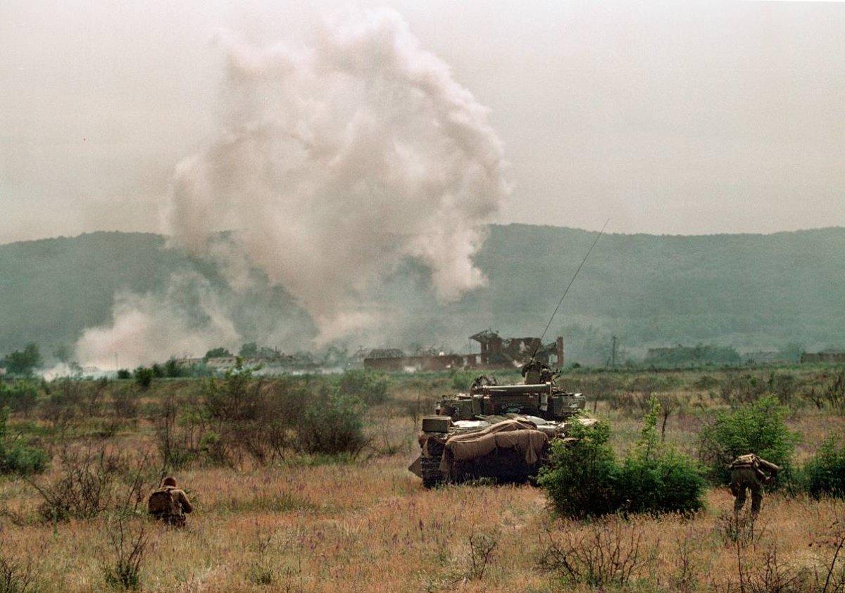 1275678O Первая Чеченская война в фотографиях Александра Неменова