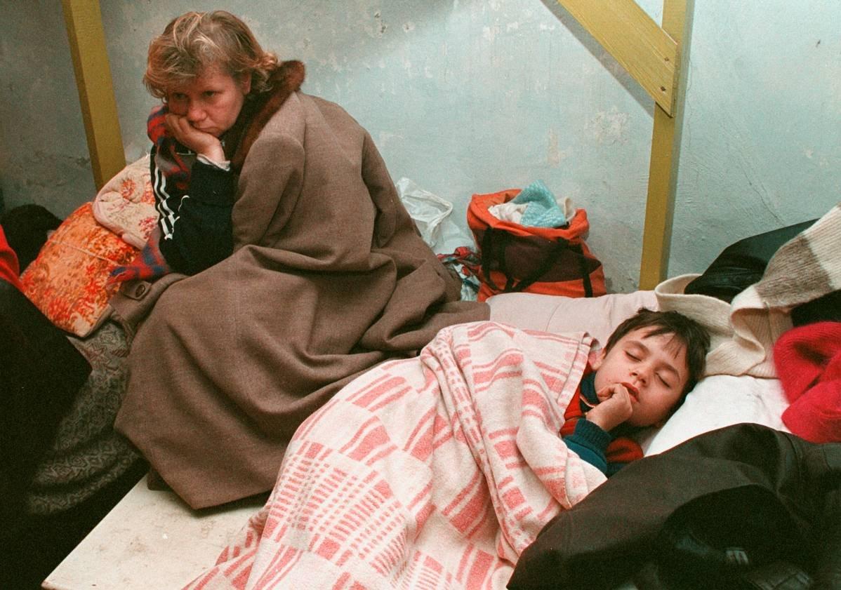 1275678P Первая Чеченская война в фотографиях Александра Неменова