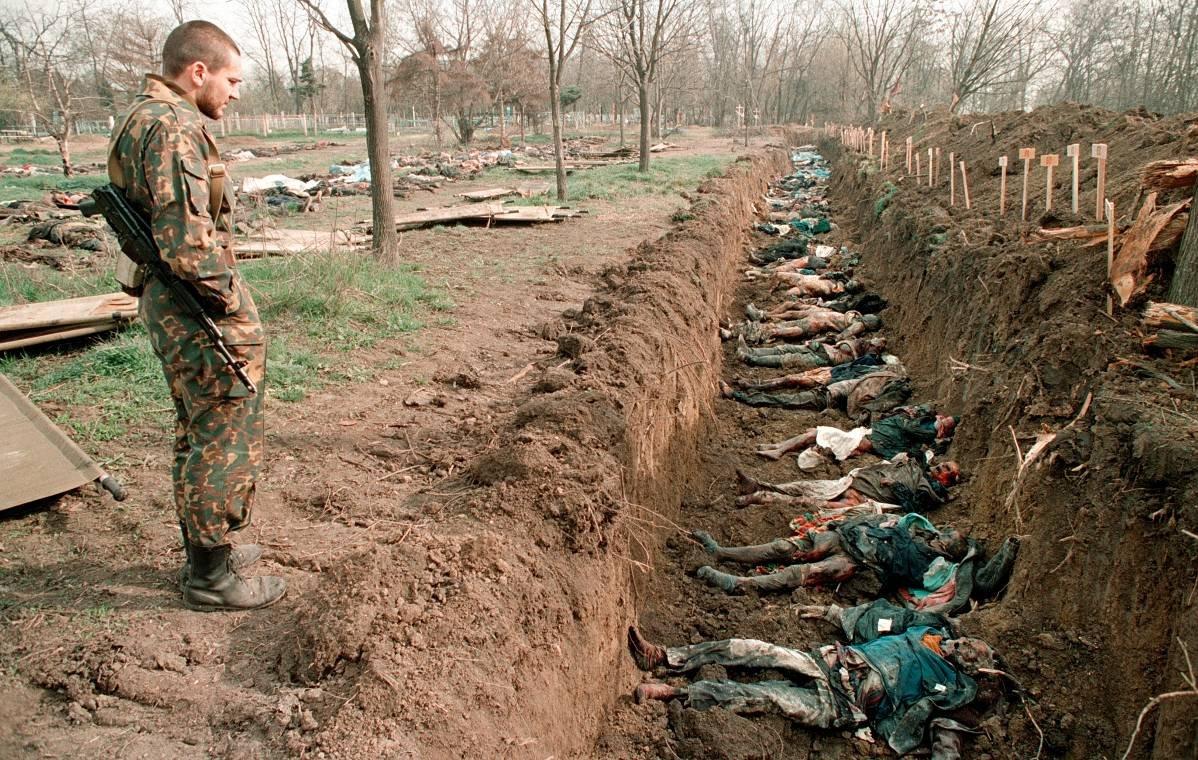 1275678R Первая Чеченская война в фотографиях Александра Неменова