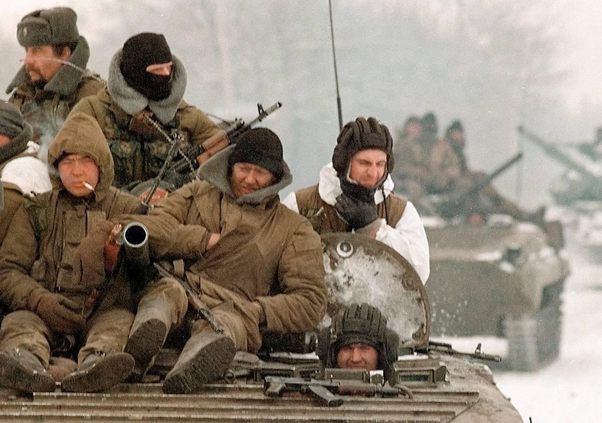 1275678U Первая Чеченская война в фотографиях Александра Неменова