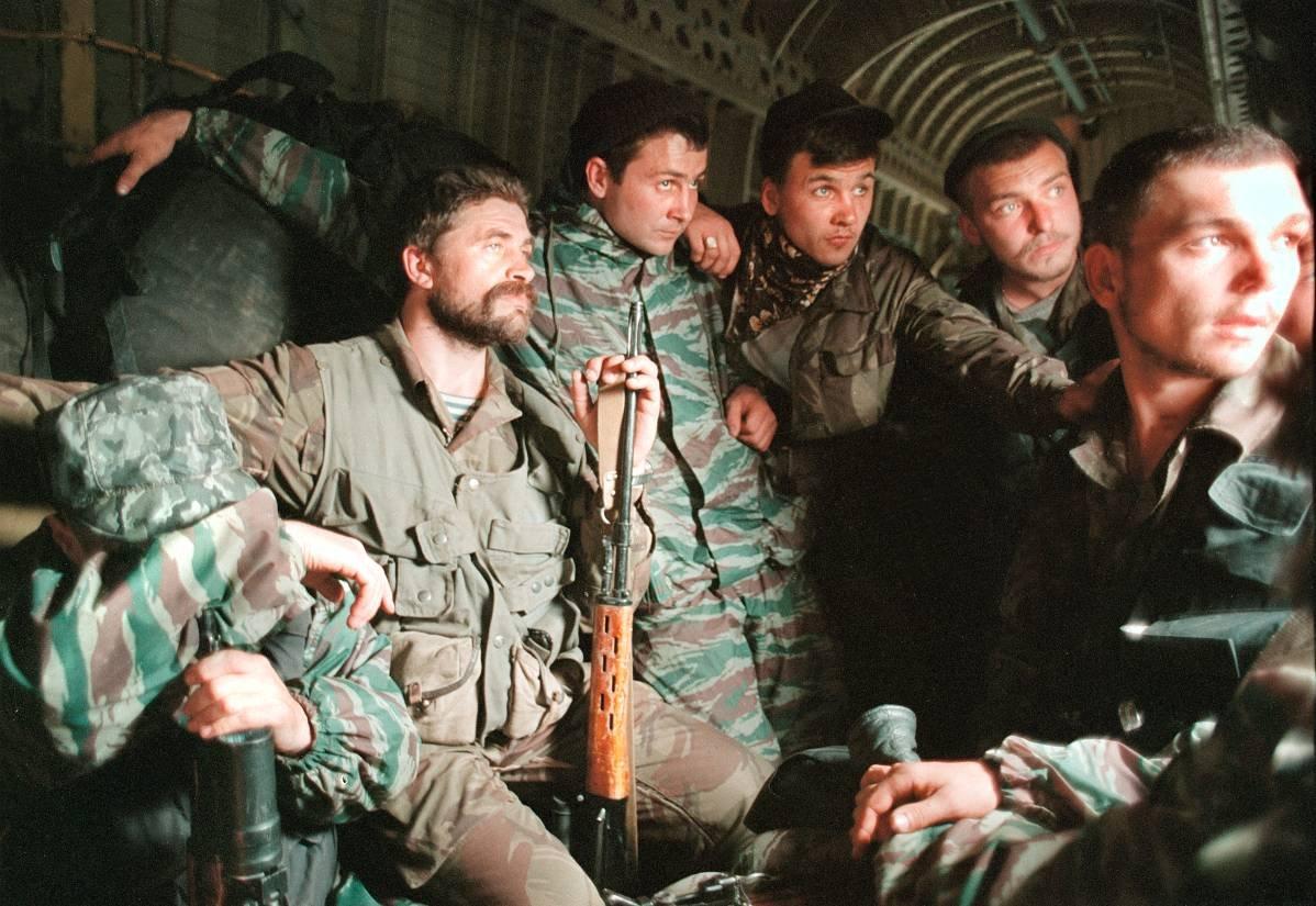 1275678Y Первая Чеченская война в фотографиях Александра Неменова