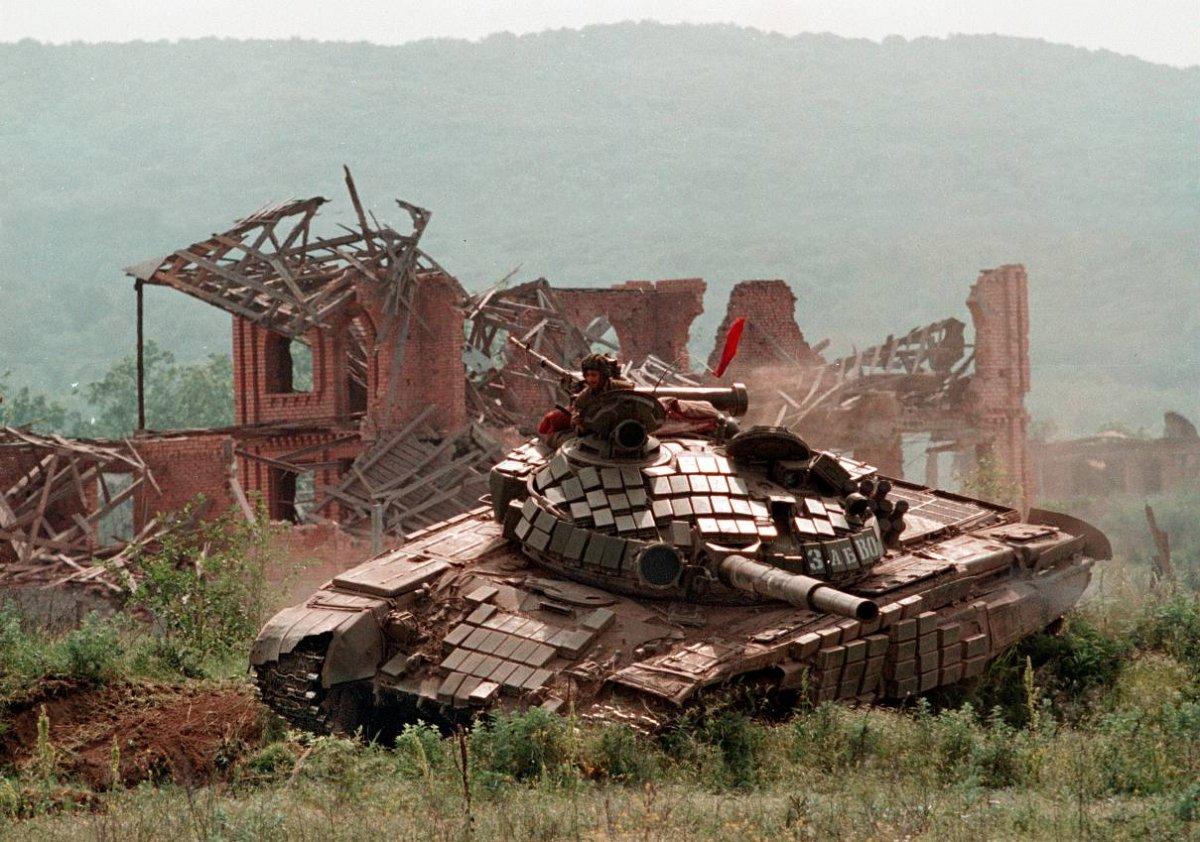 1275678Z Первая Чеченская война в фотографиях Александра Неменова