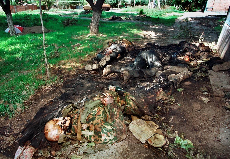 12756793 Первая Чеченская война в фотографиях Александра Неменова