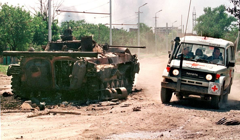 12756794 Первая Чеченская война в фотографиях Александра Неменова