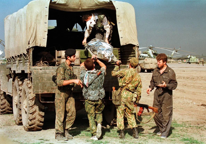 12756795 Первая Чеченская война в фотографиях Александра Неменова