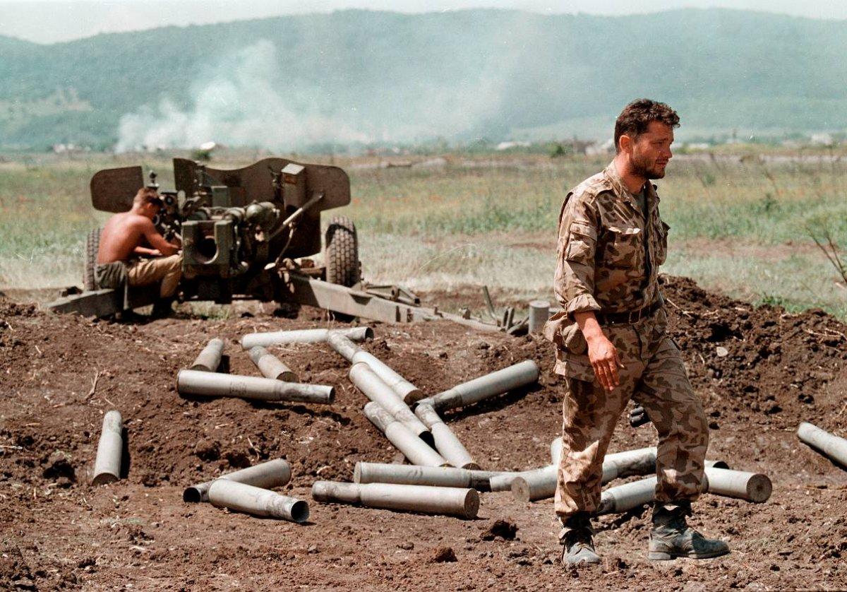 12756797 Первая Чеченская война в фотографиях Александра Неменова