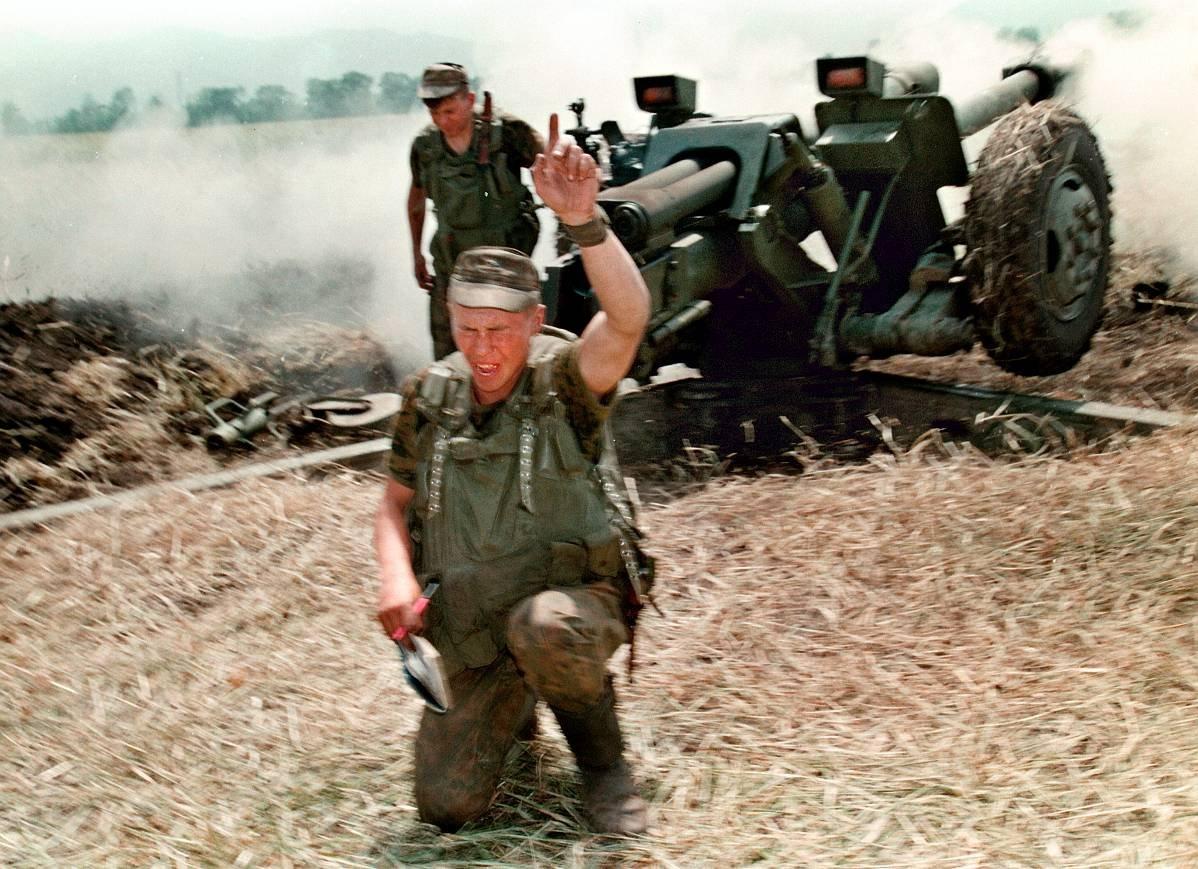 12756798 Первая Чеченская война в фотографиях Александра Неменова