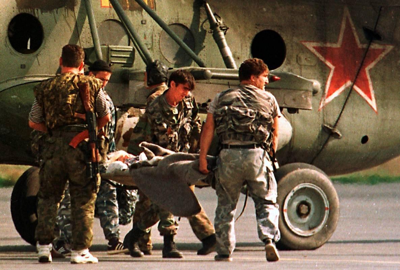 1275679C Первая Чеченская война в фотографиях Александра Неменова