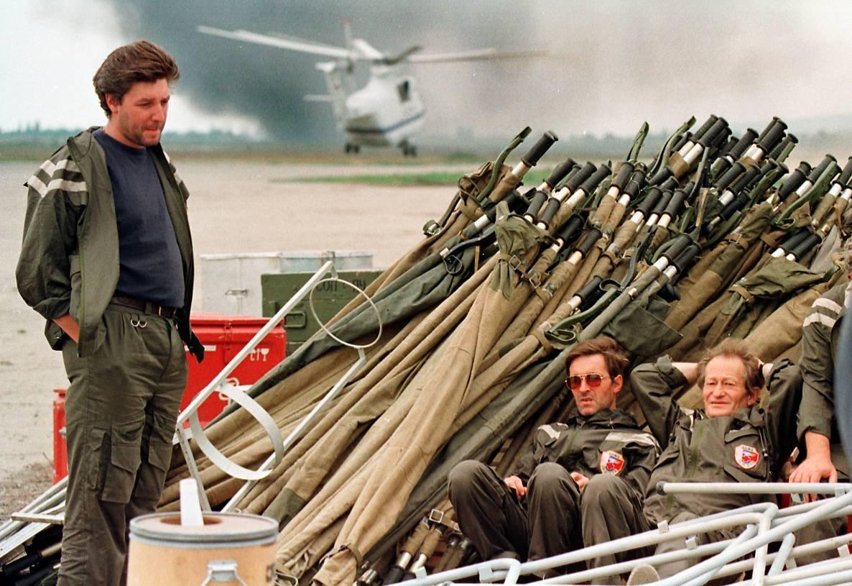 1275679E Первая Чеченская война в фотографиях Александра Неменова