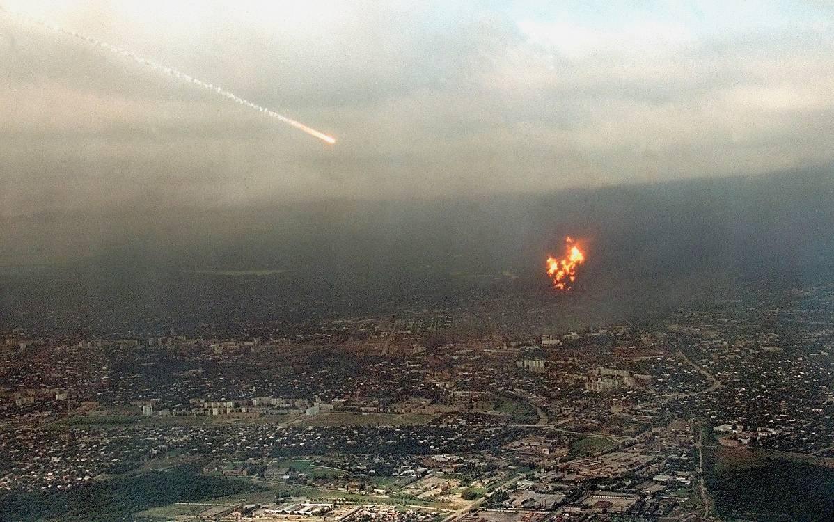 1275679I Первая Чеченская война в фотографиях Александра Неменова