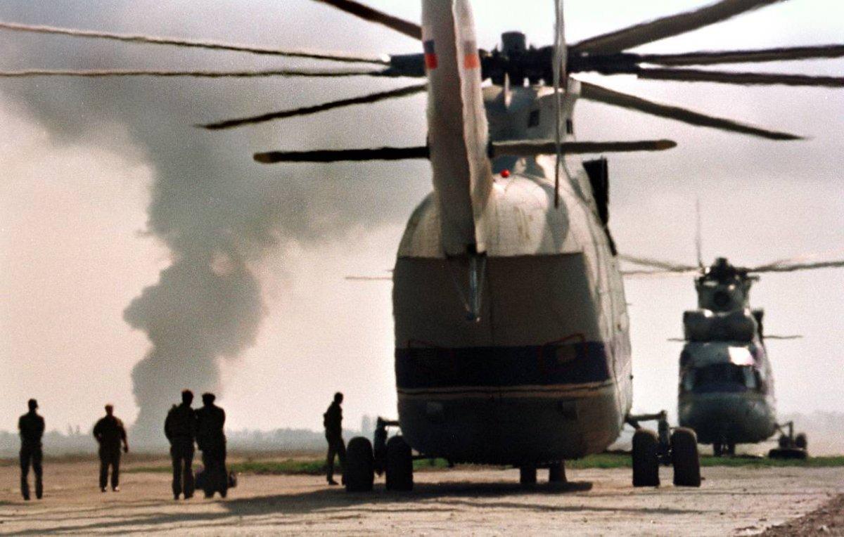 1275679K Первая Чеченская война в фотографиях Александра Неменова