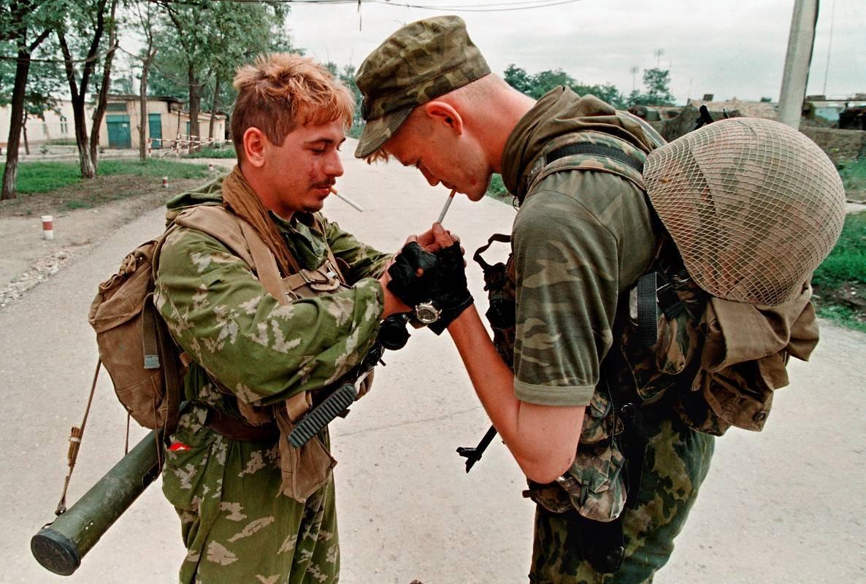 1275679M Первая Чеченская война в фотографиях Александра Неменова