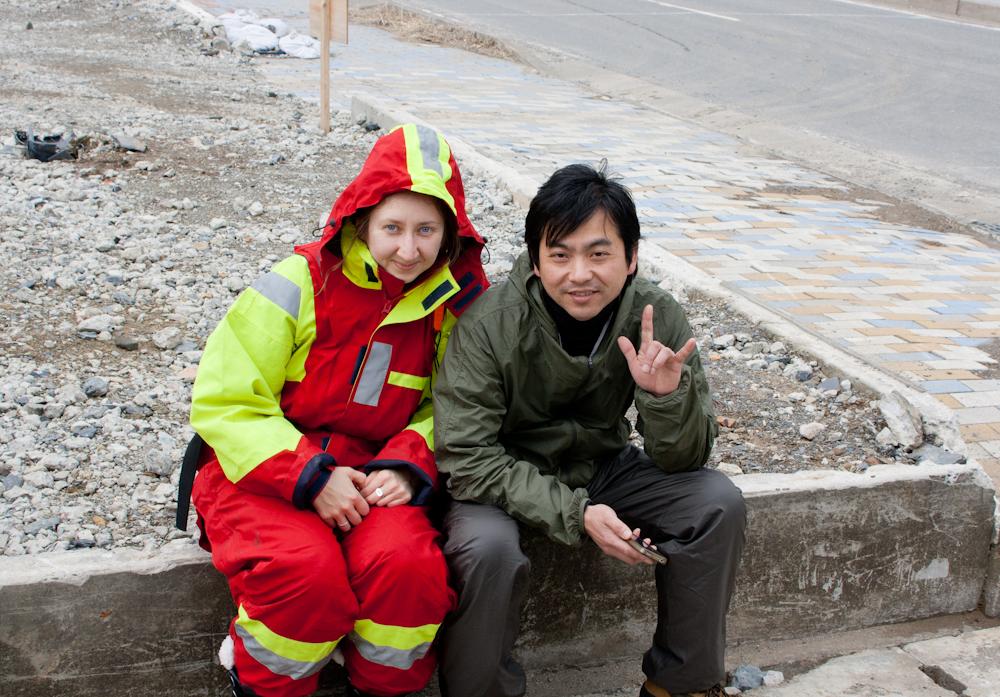 1287 Япония в зоне бедствия   волонтерские приключения