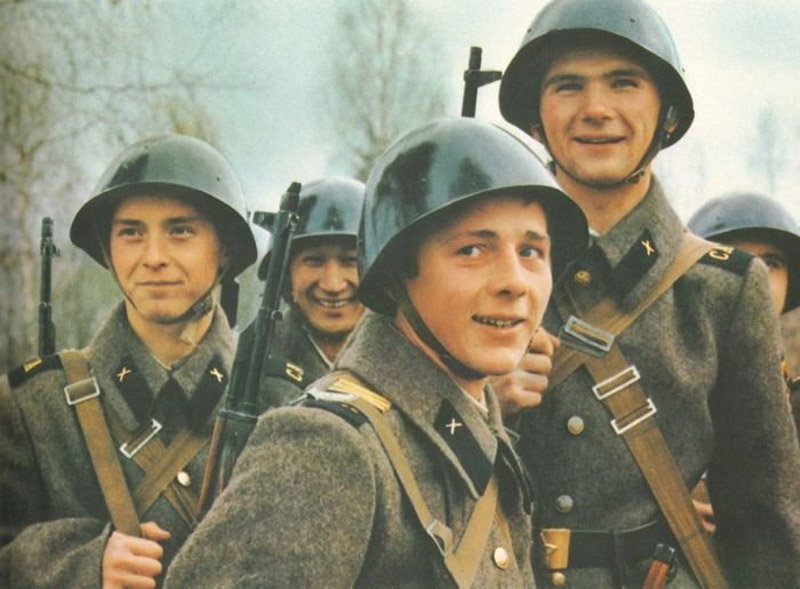1288658J Вооружённые Силы СССР