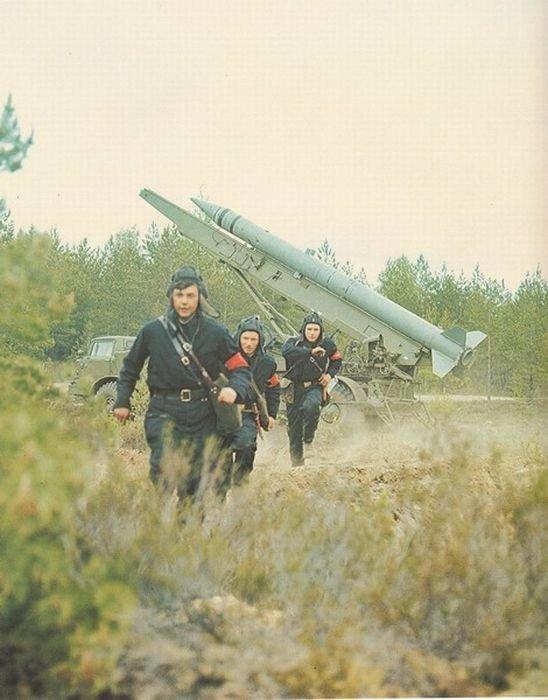 1288658Z Вооружённые Силы СССР