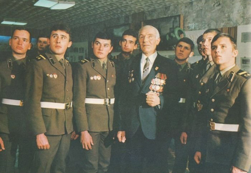 1288659O Вооружённые Силы СССР