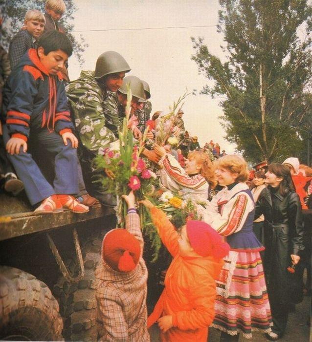 1288659X Вооружённые Силы СССР