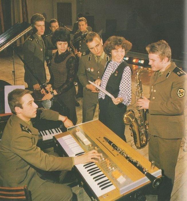 1288659Y Вооружённые Силы СССР