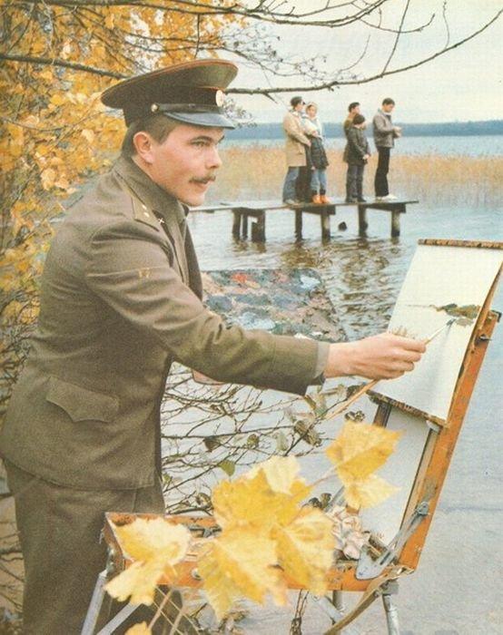 1288659Z Вооружённые Силы СССР