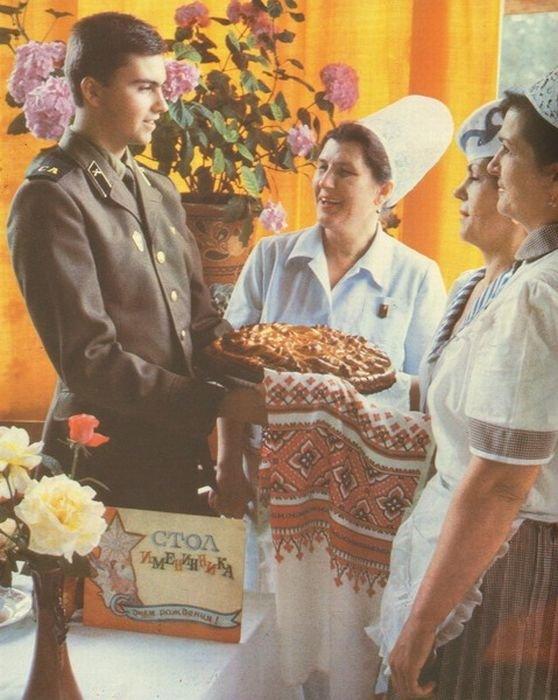 128865A3 Вооружённые Силы СССР