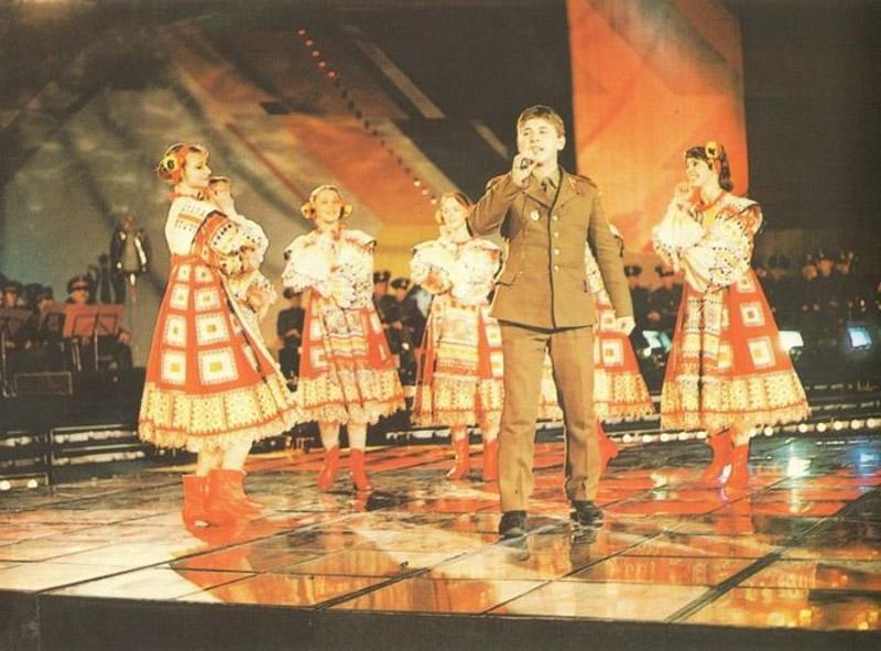 128865A7 Вооружённые Силы СССР