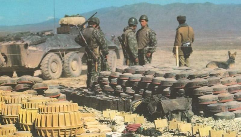 128865AB Вооружённые Силы СССР