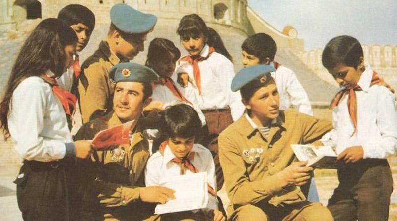 128865AD Вооружённые Силы СССР