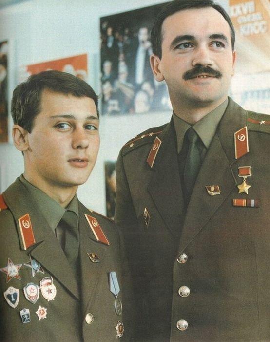 128865AF Вооружённые Силы СССР