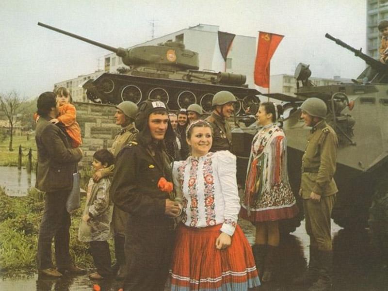 128865AG Вооружённые Силы СССР