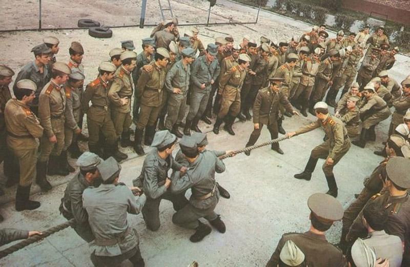 128865AN Вооружённые Силы СССР