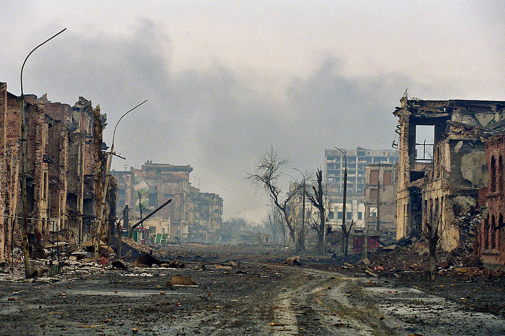 1290 Чечня глазами Дмитрия Белякова
