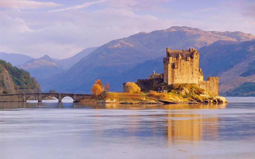 1305 Прекрасные замки Британии