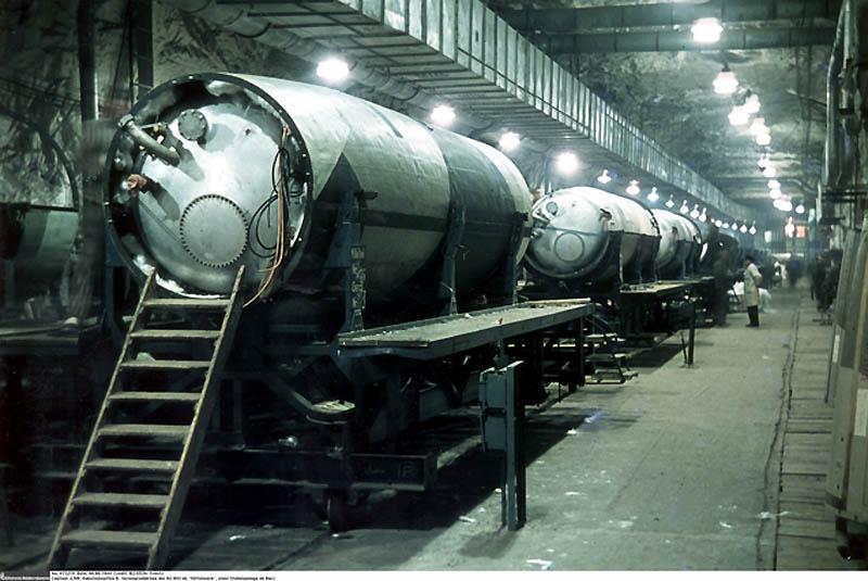 13114 Ракеты для Третьего Рейха: Репортаж из Преисподней