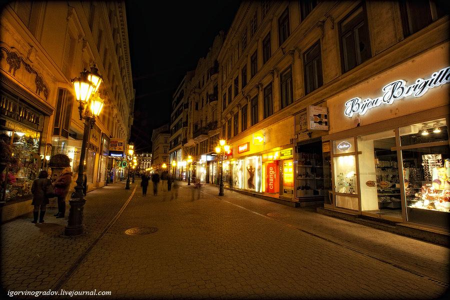 13138 Ночной Будапешт