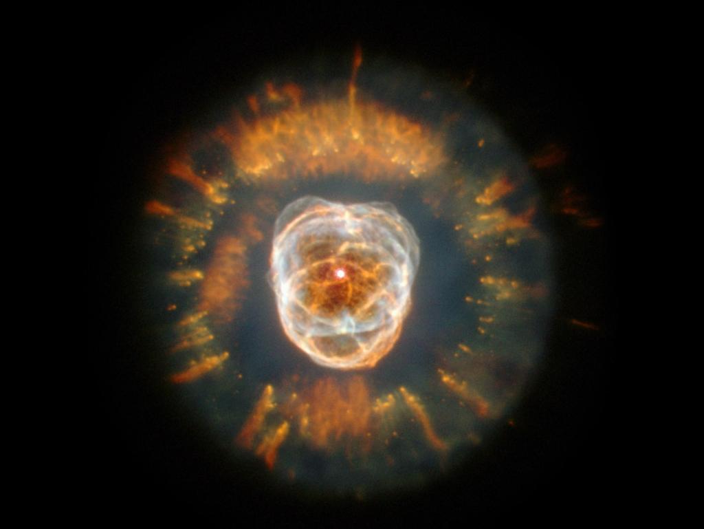 13143 Большое фотопутешествие в космос с телескопом Хаббл