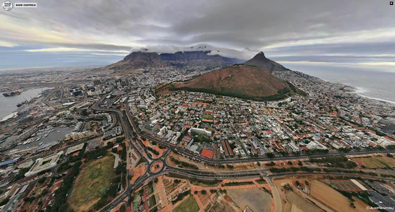 1335 Топ 10 панорамных фото городов мира